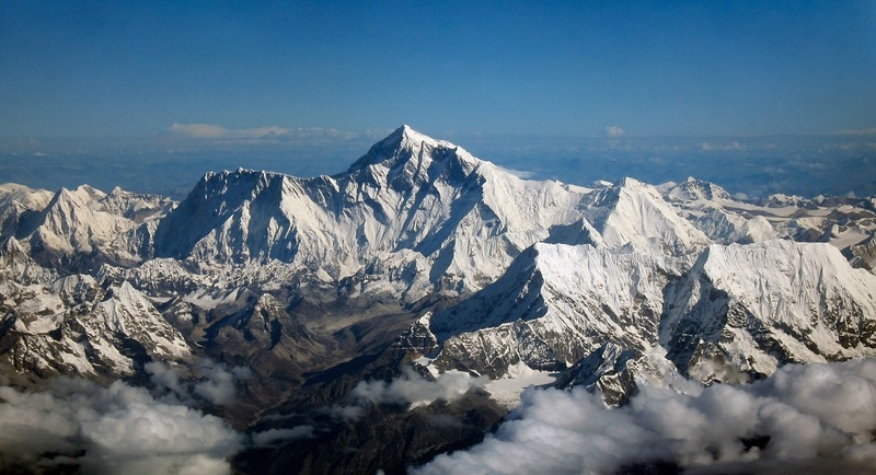 The highest peaks of the parts of the world( 7 vertices).List with photos