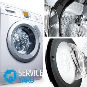 How to clean a washing machine from scale with citric acid?