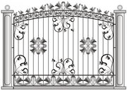 Top 5 manufacturers of metal fences