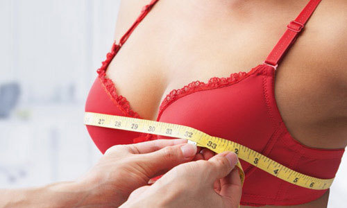 How to choose a bra - learn how to choose the right bra size