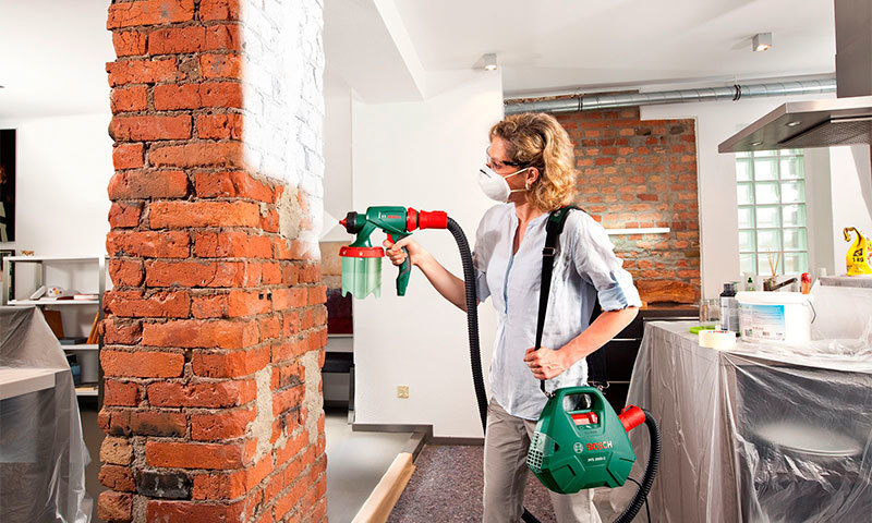 How to choose a spray gun for home and car painting