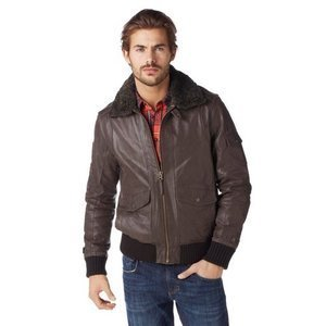 How to remove the smell of sweat from a leather jacket?