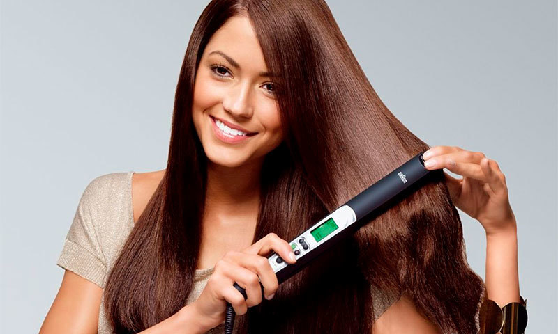 How to choose an iron for straightening hair