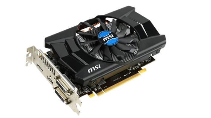 Video card rating by 2015 performance